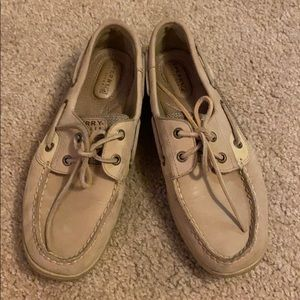 Women's Sperry Top Sider leather